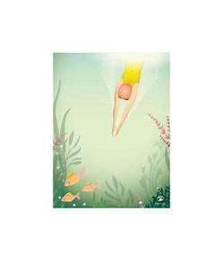 Affiche SWIM LIKE A FISH