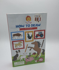 """""""How to draw"""" kit coloriage"""