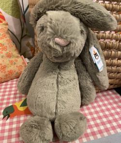 Bashfull Fern Bunny medium