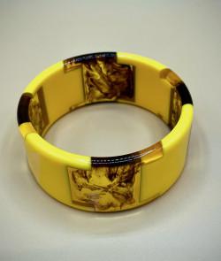 Bracelet résine