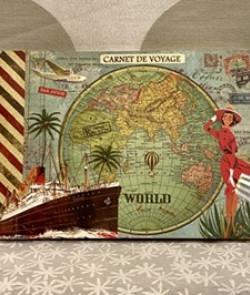 Carnet De voyage illustré