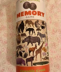 Memory game : Wild animal