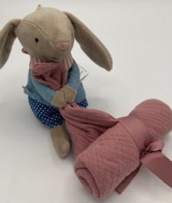 Doudou lange Bunny