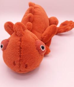 Caméléon rouge - Jellycat