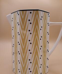 Pichet en porcelaine Design...